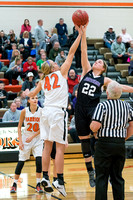 SBL vs Dakota Valley Girls Basketball 2018