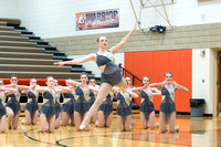 Dazzlers Lyrical Routine